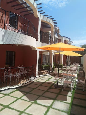 MACHAKOS SUITES LUXURY HOTEL
