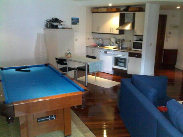 Apartamento medina pomar