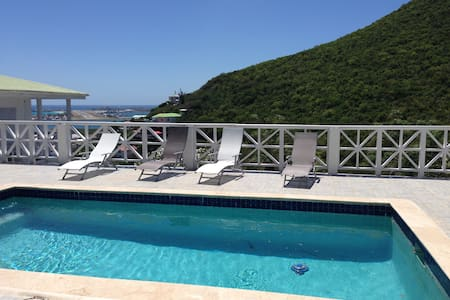 Apartment With Amazing View - Cole Bay