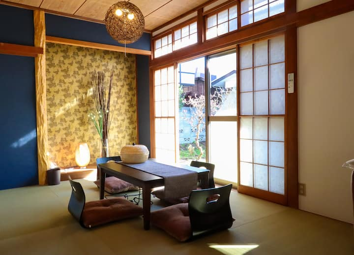 New! 100㎡ Private house KamakuraSt (4min)/Enoshima