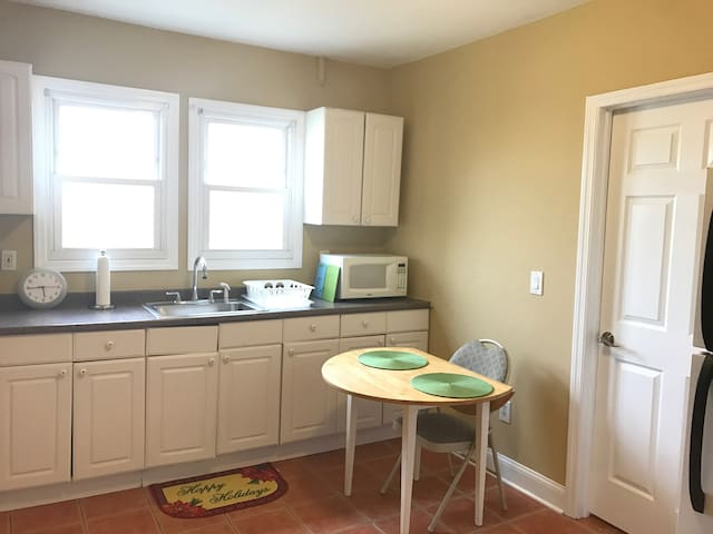 Comfy private place near NYC/EWR - Linden - House