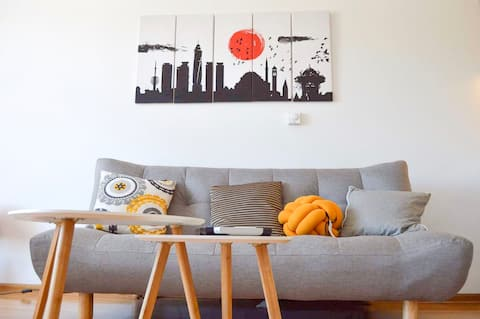Cozy studio @ attractive new residential area