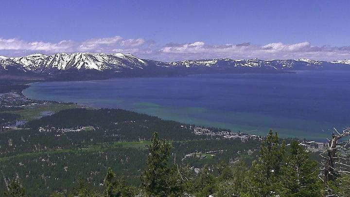 Rustic is romantic in Lake Tahoe