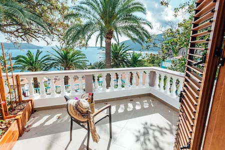 Amazing view double room - Herceg Novi - Дом