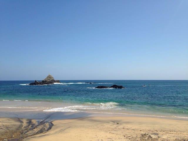 Nice place near to the beautiful Oaxaca beaches