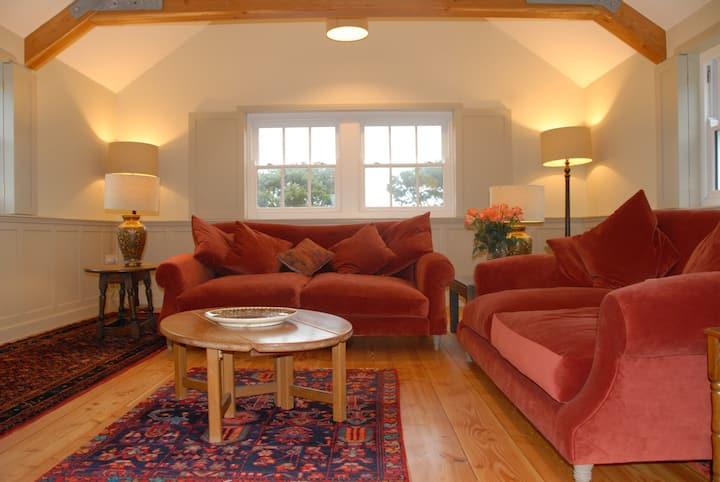 St Ives - Rosecott, a luxurious rural retreat.