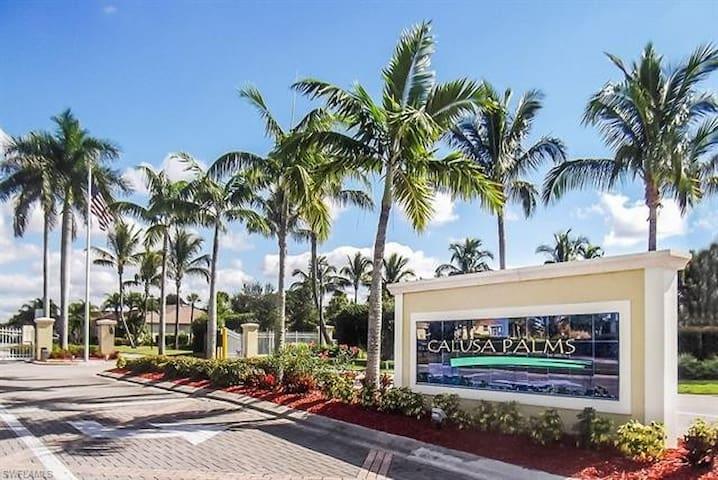 Luxury home near the beach private studio suite,