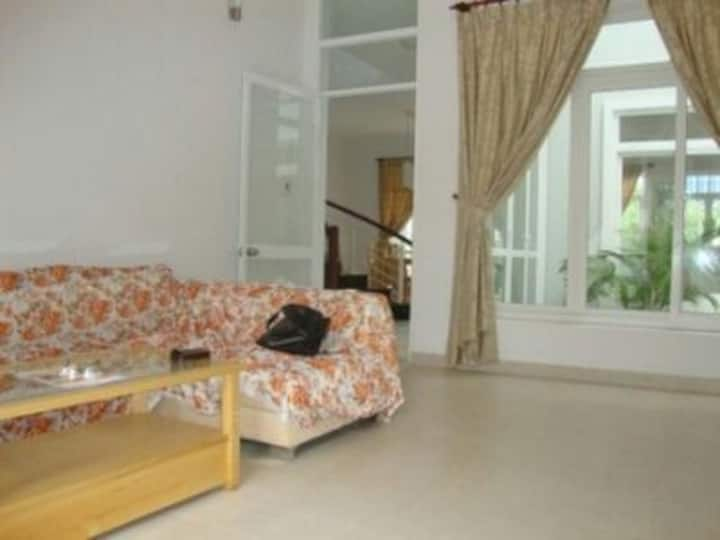 Ca Mau house full furnished, big window share
