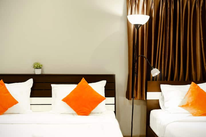 Brand new! Deluxe Room - More Space