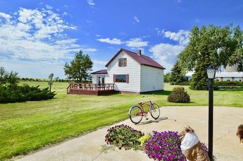 Roscoe Farm House