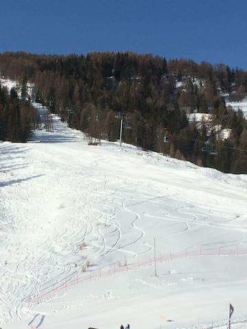 Sudio pied des pistes Praloup 1600 - Uvernet-Fours