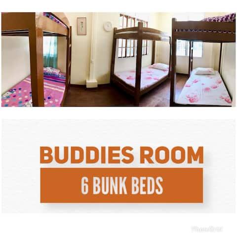 Badian B&B Packers Inn Buddy Room