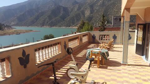 Ouirgane panoramic views