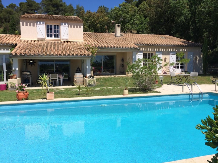 Bed & Breakfast in village,10 min from Carcassonne