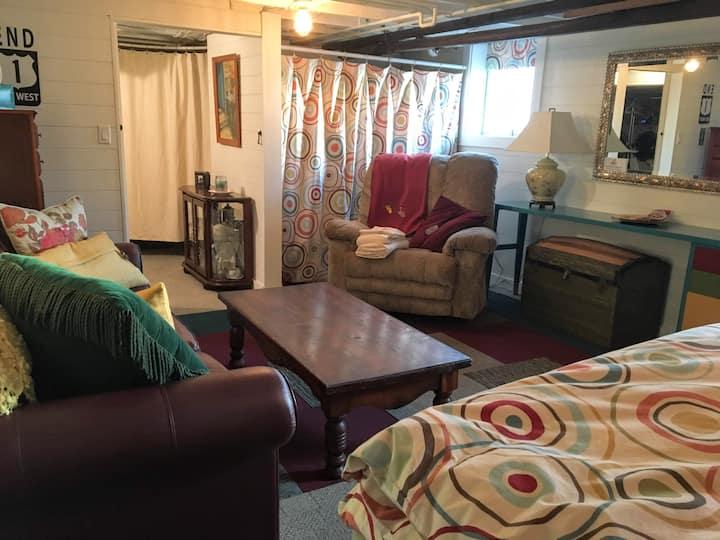 Rustic Guest Space in Rural Southwestern PA