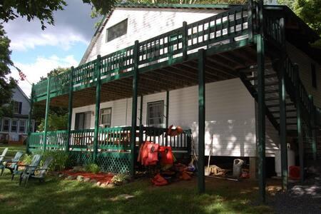 2BR Waterfront Lodge Suites
