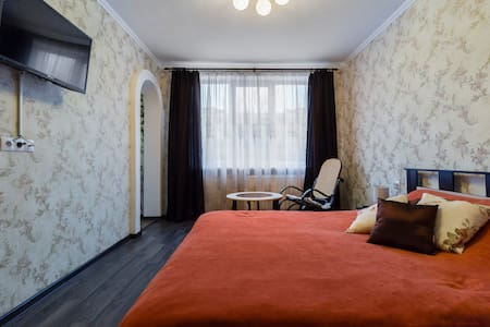 Комфортная квартира рядом с метро - Санкт-Петербург - Wohnung