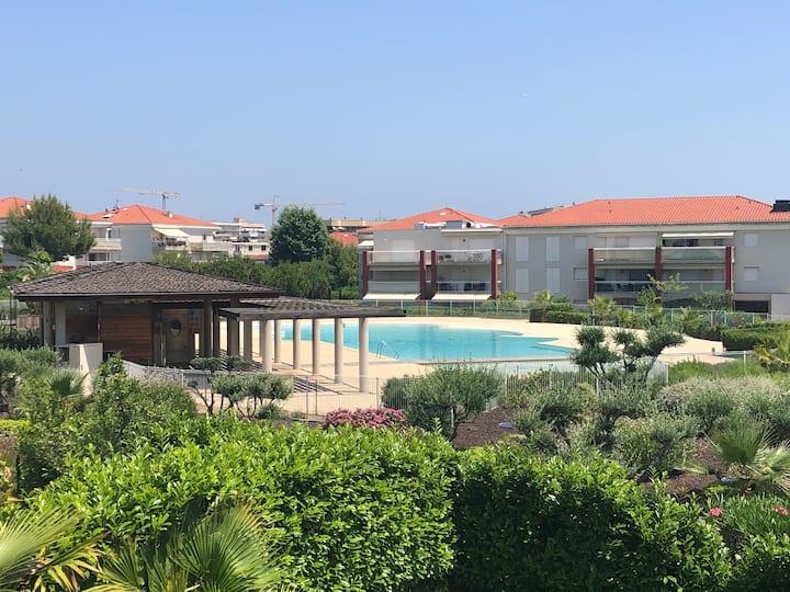 Residence Juan Flore, Sea View, Pool, Parking