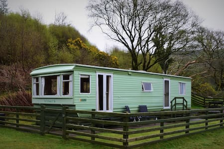 Wales Valley Retreat Static Caravan
