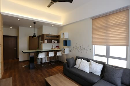 An apartment near Bagan Lalang beach - Sepang - Apartmen