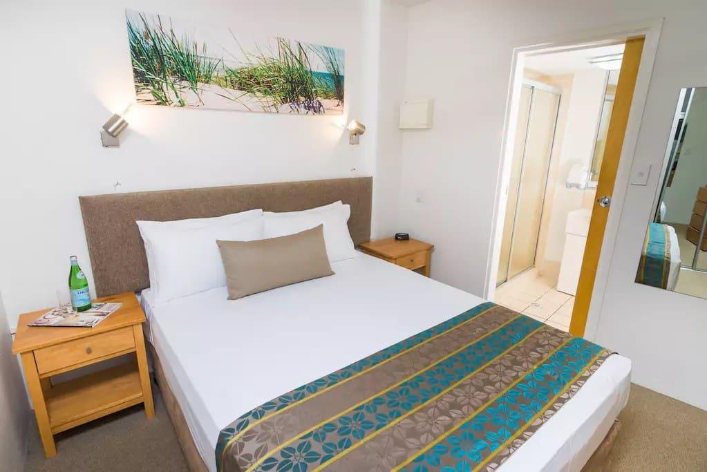 Resort Unit Bedroom