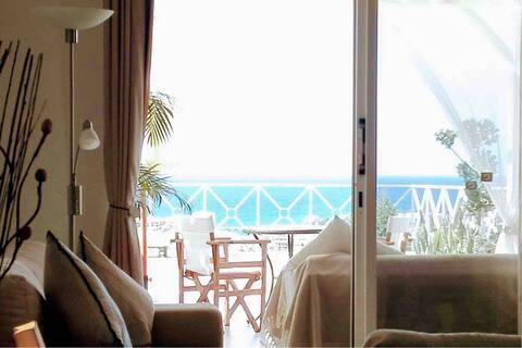 Ocean Wings - Paphos Panoramic SeaView Apartment