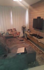 Quarto em Apartamento vila brasília - Aparecida de Goiânia - Leilighet