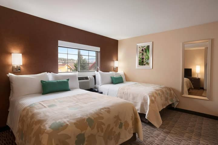 GreenTree Extended Stay, Doubles