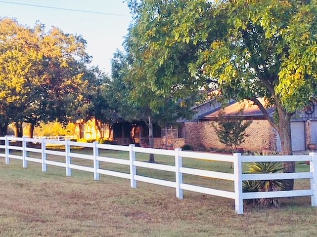 Country Ranch Home