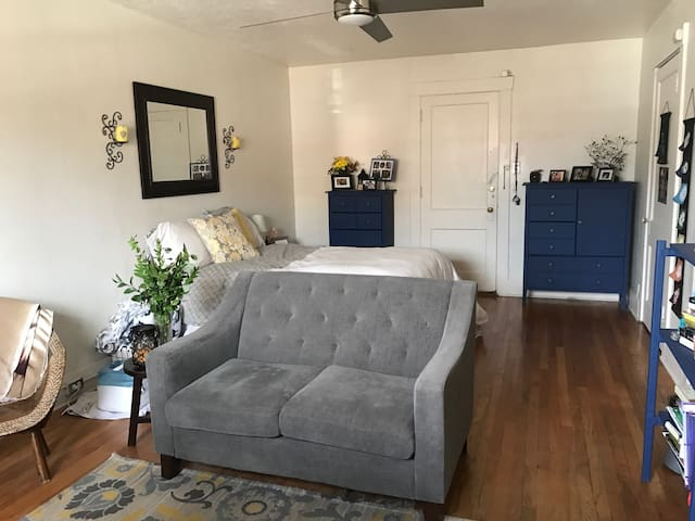 Cozy and bright study in Cap Hill - Denver - Byt