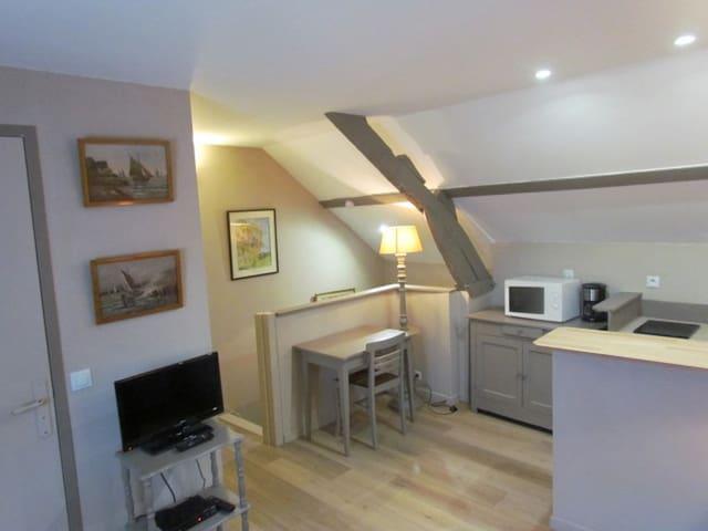 Deauville et Trouville  à 5 minutes - Touques - Apartment