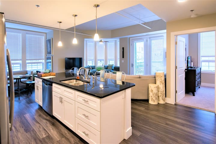 NEW Downtown Riverfront Edgewater Condo