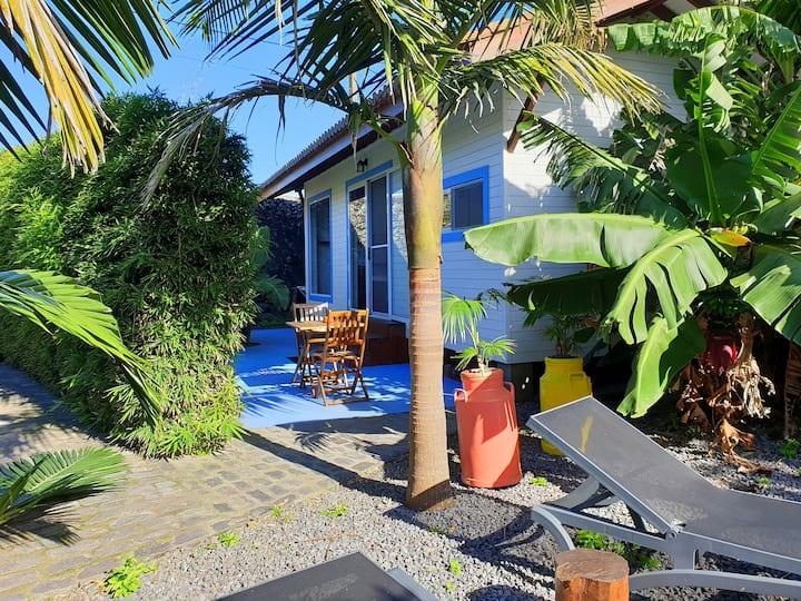 BANANAS LODGE - Charming bungalow - Surf, Golf
