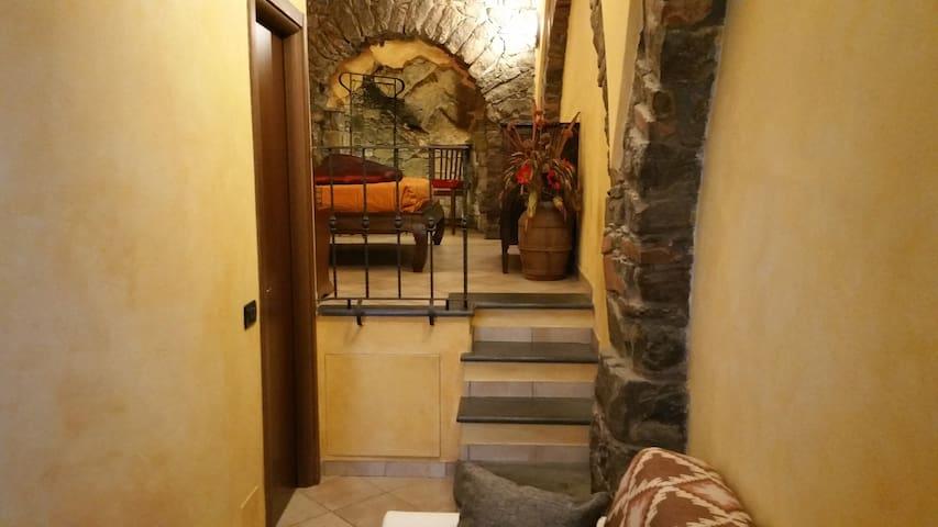 La Grotta di Giulio - Volastra - Appartement