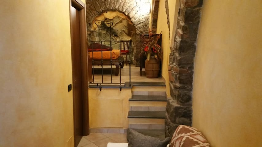 La Grotta di Giulio - Volastra - Leilighet