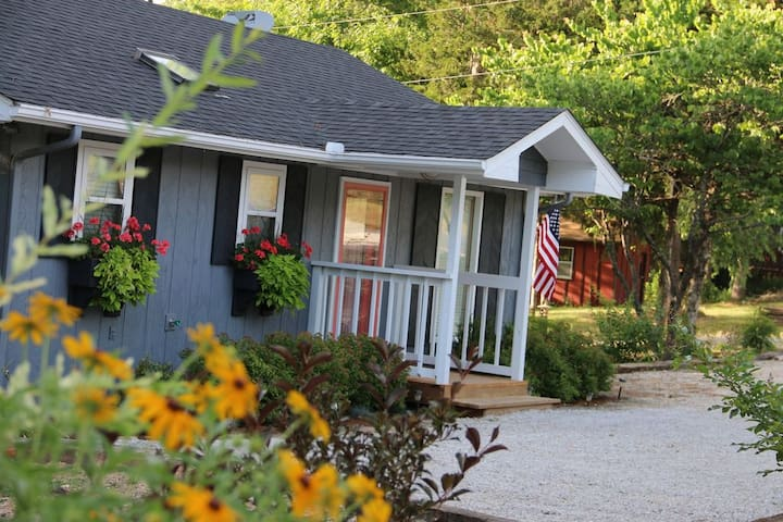 Twin Pines Shanty, Pet Friendly, Lakeview, Wifi