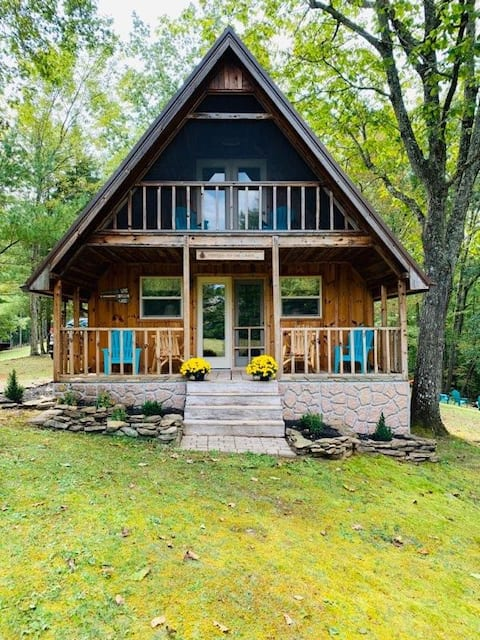 Shiloh Landing-A peaceful cabin near Cave Run Lake