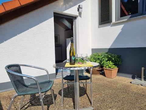 Восхитительные гостевые апартаменты в центре Palatinate Forest