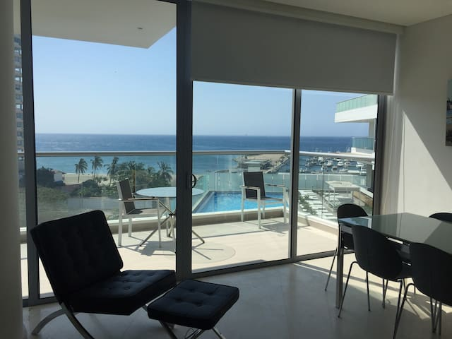 Grand Marina, fabulous, two bedrooms, ocean view