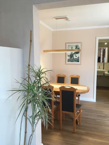 Gemütliche Erdgeschosswohnung - Fresenburg - Apartment