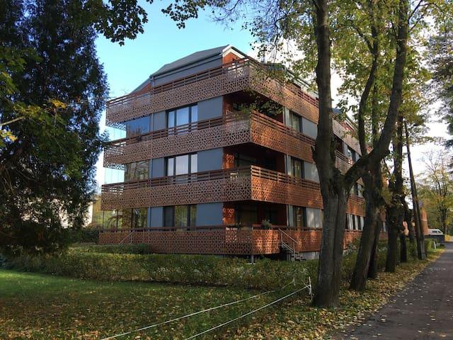 Квартира-студия Кеск 2 - Narva-Jõesuu - Apartment