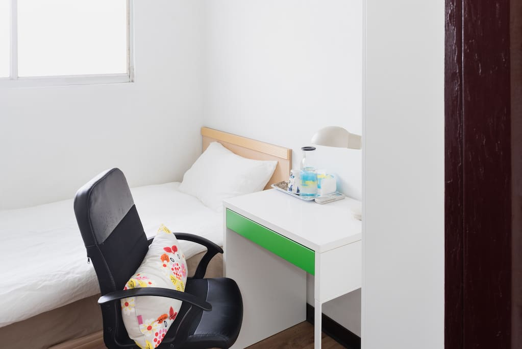 Single room 單人房