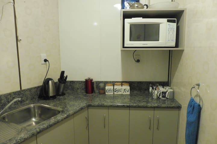 Guests kitchenette