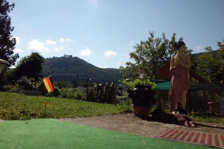Mal abschalten vom Alltag ! - Bad Ditzenbach / Gosbach - Huoneisto