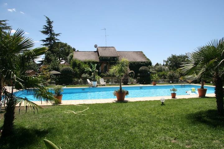 Villa Matrascia sport & relax con piscina