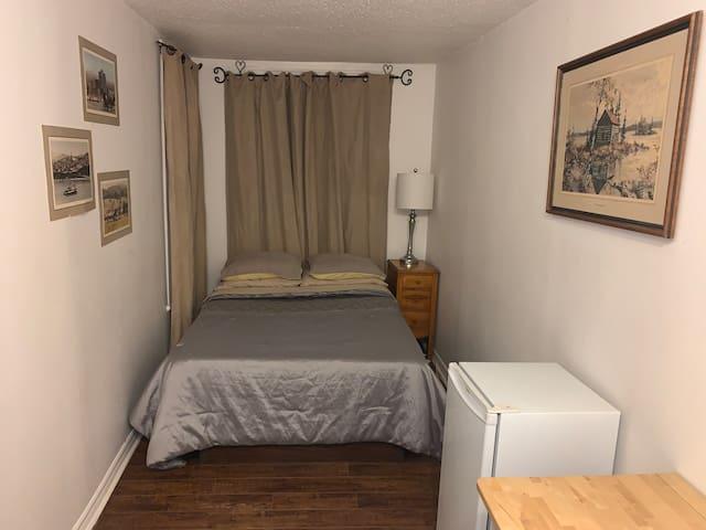 Lower Room C21-R2 Condo du Sacre Coeure