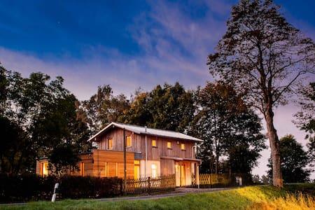 Bahnwärterhaus - Tirpersdorf, Vogtland - House