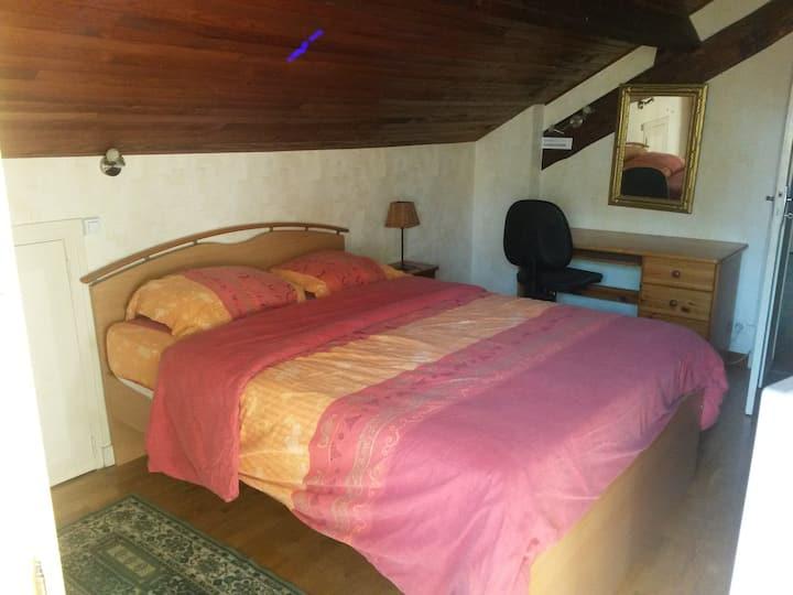 Chambre confort près Lycée Agricole