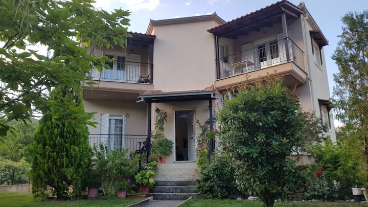 Koulas house  in Diava