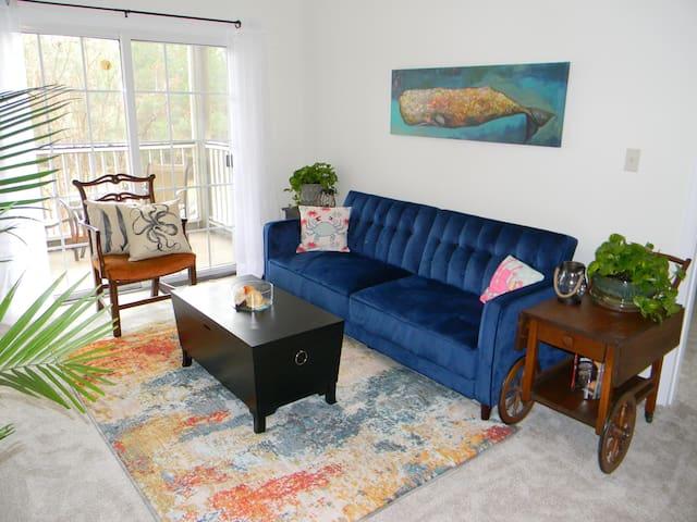 Beautiful 2 Bedroom Creekwood Condo Close To Downtown Rehoboth